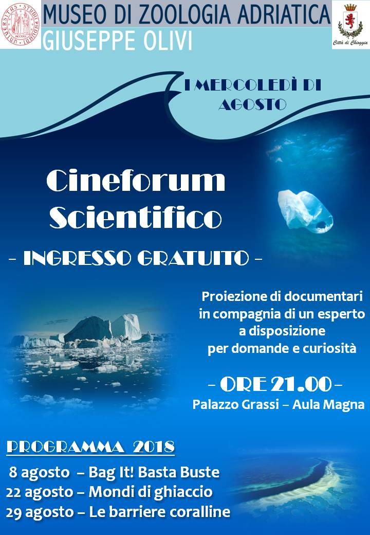 locandina cineforun scientifico 2018