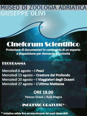 Locandina Cineforum